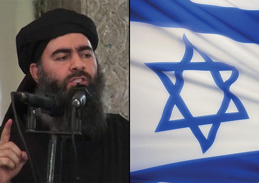 ISIL-Zionists