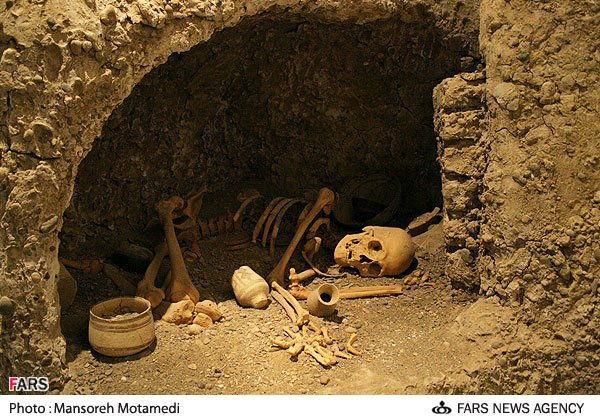 Iran-Burnt City in World Heritage List of UNESCO