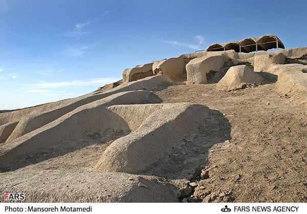 Iran-Burnt City in World Heritage List of UNESCO