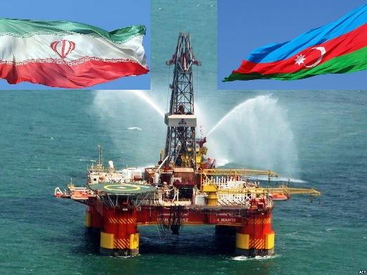 Iran-Caspian See Oil