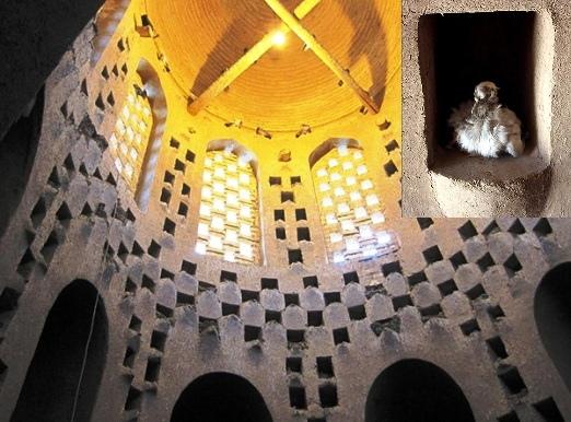 Iran-Pigeon Houses