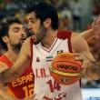 Iran-Spain-Basketball