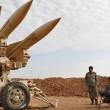 An Iranian Hawk missile system