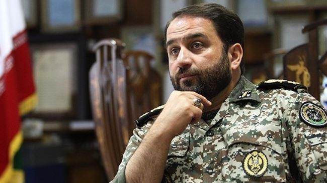 Iran-Commander Farzad Esmaili