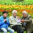 aging tsunami sweep Iran