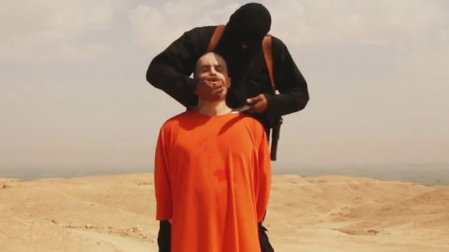 ISIL-James foley beheading