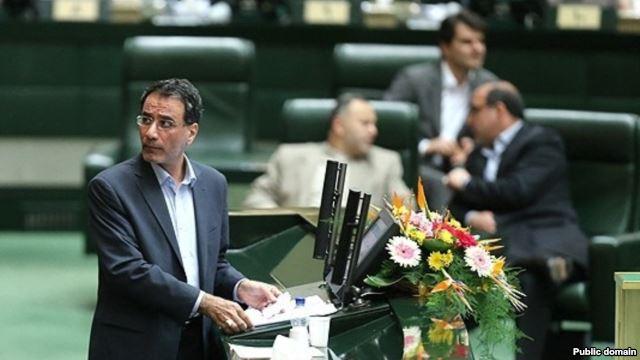 Minister of Science, Research and Technology Reza Faraji-Dana