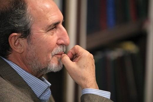 Dr. Mohsenian Rad - Iranian sociologist