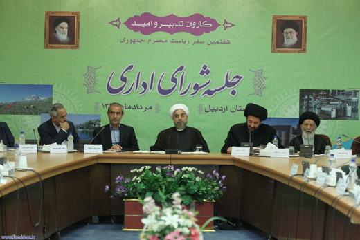 Iran President Rouhani