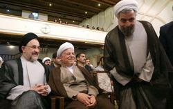 Rouhani-Khatami-Hashemi