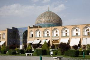 Sheykh Lotfollah mosque-Isfahan-Iran