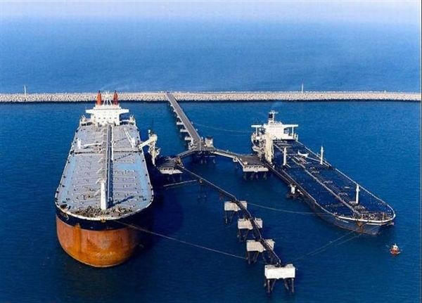 Jask oil port - Iran