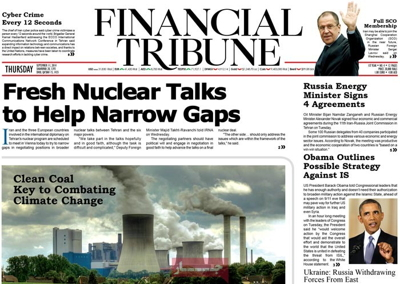 Financial tribune Newspaper-09-11