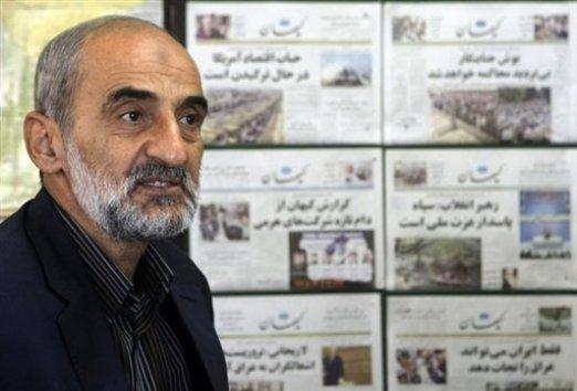 Hossein Shariatmadari-Kayhan Newspaper