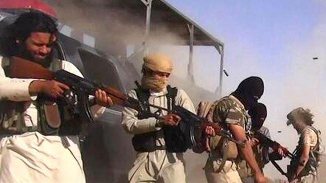 ISIL-Takfiri-militants