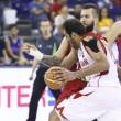 Iran And Serbia Basketball