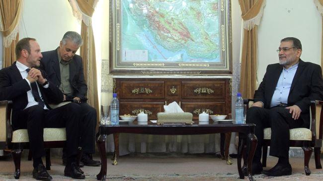 Iran-Denmark-Shamkhani