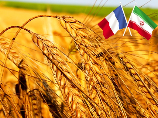 Iran France agriculture