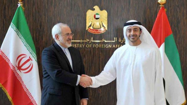 Iran-UAE-FMs