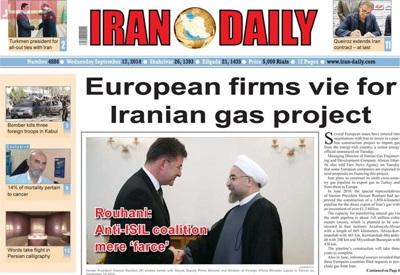 Iran daily newspaper-09-17
