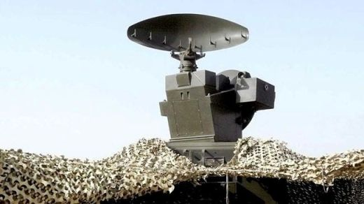 Iran radar systems
