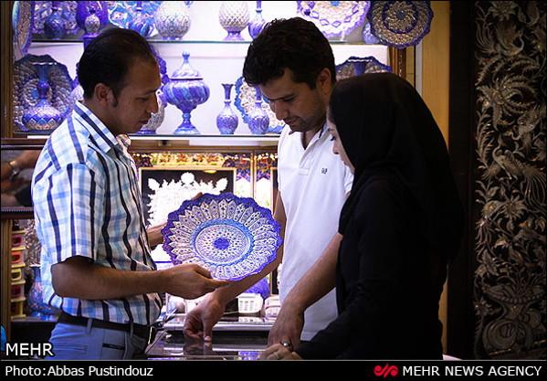 Enamel; Ancient Decorative Handicraft Invented by Iranians