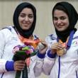 Iranian women asia games
