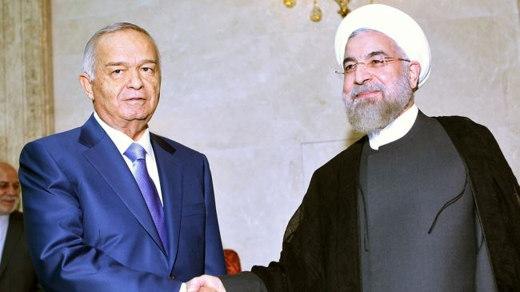 Karimov-Rouhani