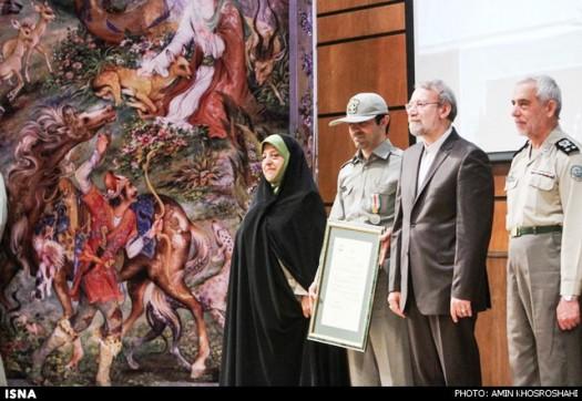 Larijani and environment