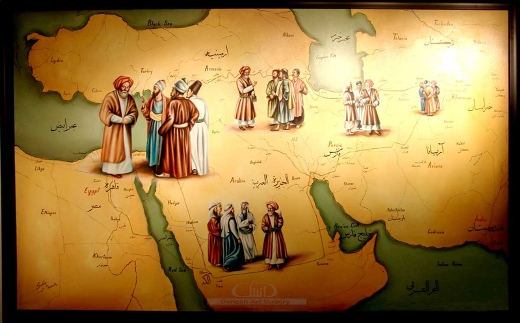 Iran-Naser Khosro Travelogues