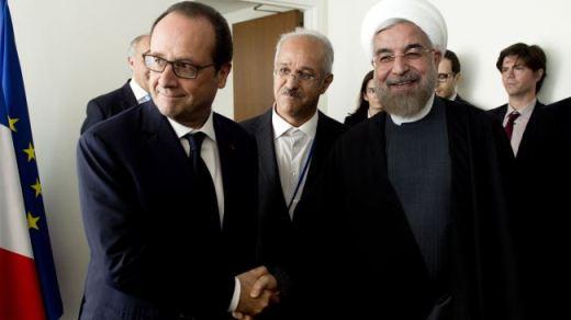 Rouhani-Hollande-UNGA69