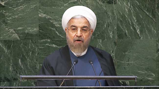 Rouhani-general assembly