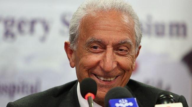 Professor Majid Samii-Golden Neuron Award