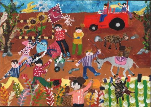 Amir Hossein Mohammadi work