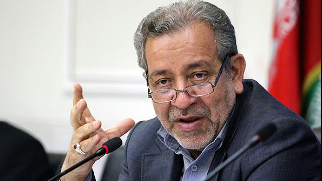 Esfahan Provincial Governor Rasoul Zargarpour