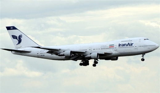 Flight iran air