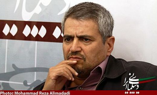 Gholam Ali Khoshrou Iran's ambassador to Switzerland