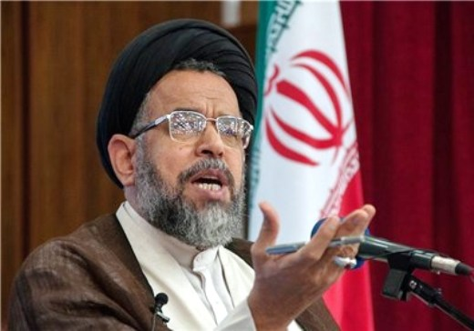 Iran's intelligence minister