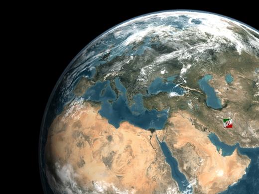 Iran in Earth