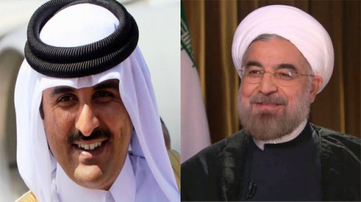 Iran-Qatar-Rouhani