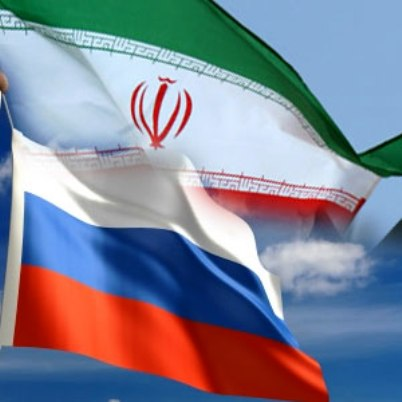 Iran-Russia-Flags