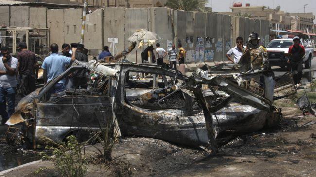 Iraq-bombing