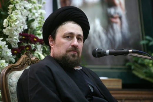 Seyed Hassan Khomeini