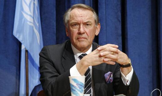 United Nations Jan Eliasson