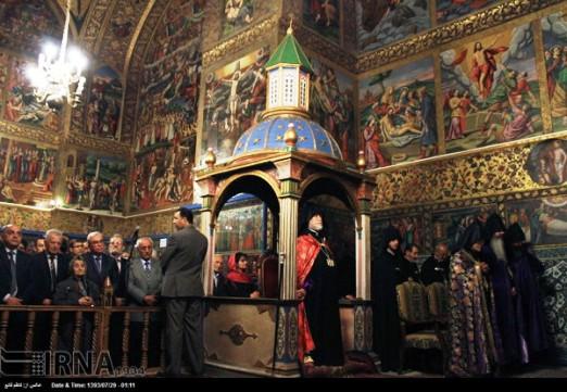 Iran-Isfahan-Vank church