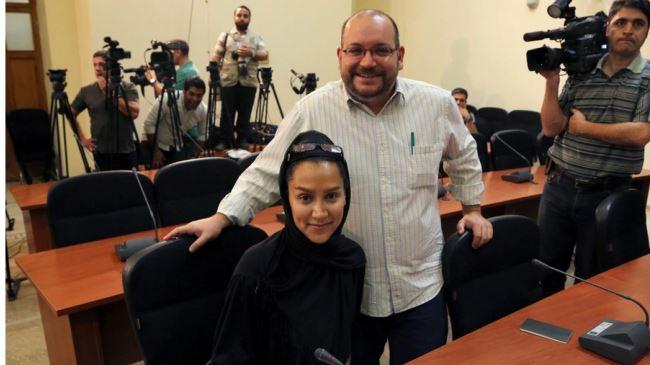 Yeganeh Salehi-Iranian-jurnalist