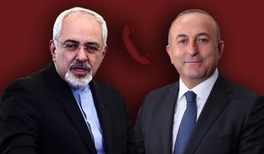Zarif and Mevlut Cavusoglu