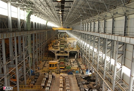 Iran industry