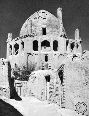 Iran-Soltaniyeh Dome