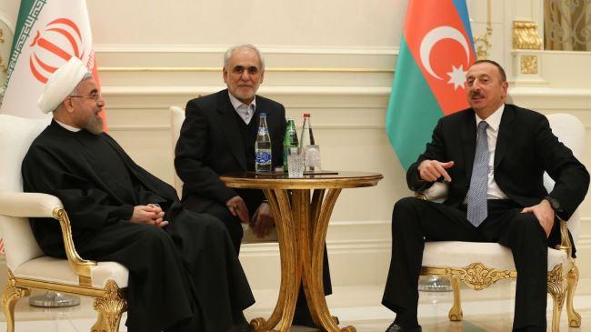 Aliyev-Rouhani-meeting